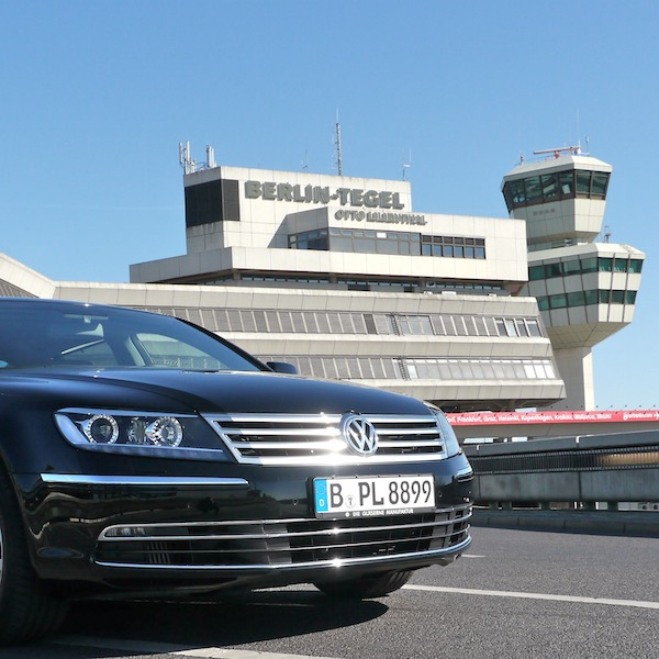 ProLimo Berlin | Airport Transfers & More