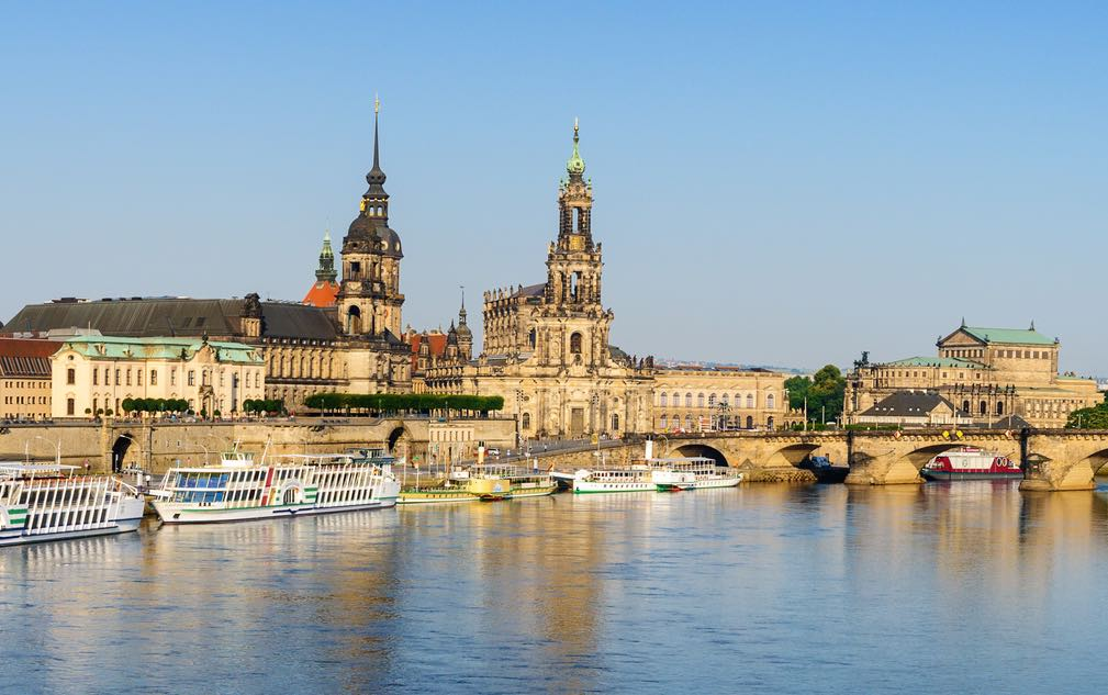 ProLimo | Private Sightseeing Dresden | Dresden Panorama