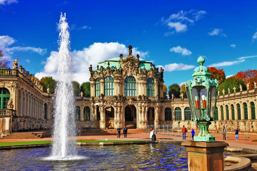 ProLimo | Private Sightseeing Dresden | Zwinger Museum