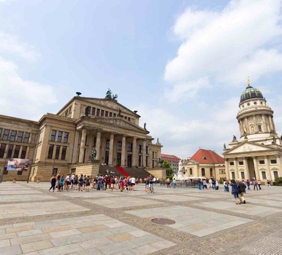 ProLimo | Private Sightseeing Berlin | The Overview | Gendarmenmarkt