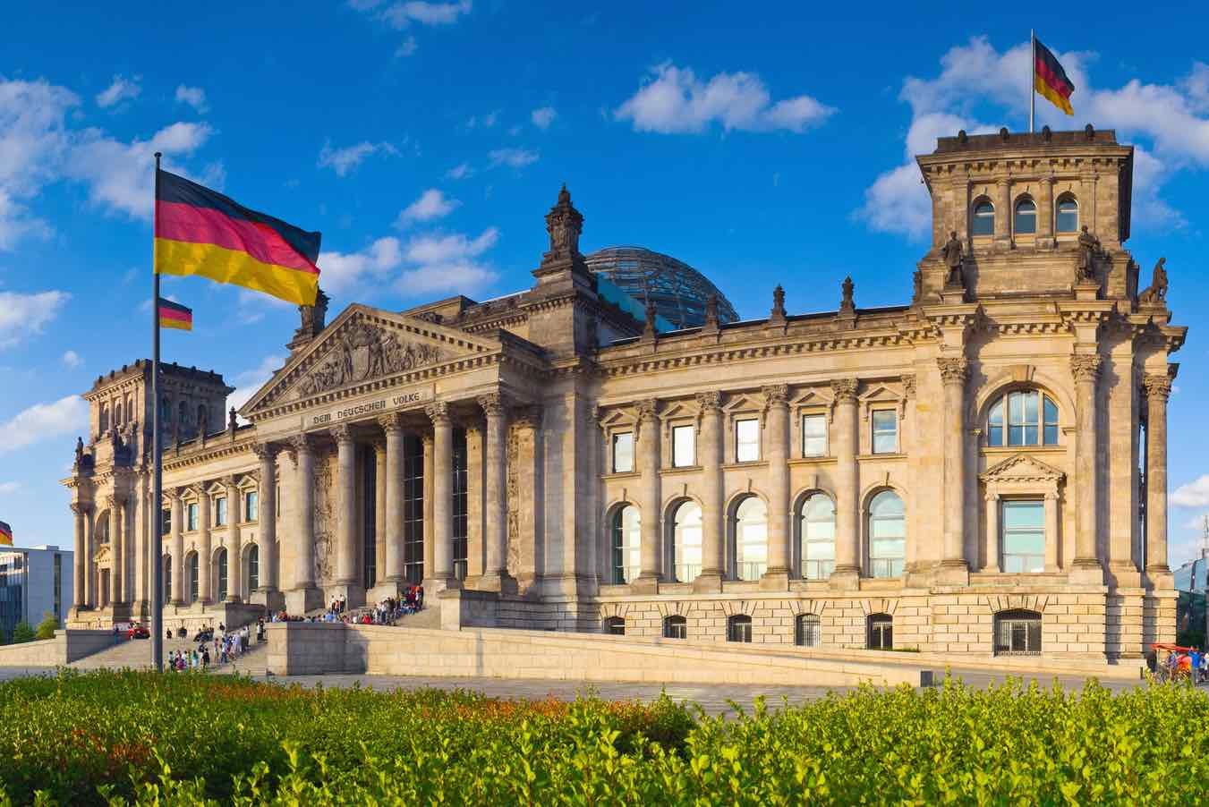 ProLimo | Private Sightseeing Berlin | Quick Tour | Reichstag