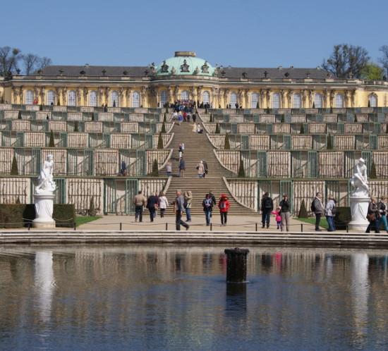 ProLimo | Private Sightseeing Potsdam | Sanssouci Palace