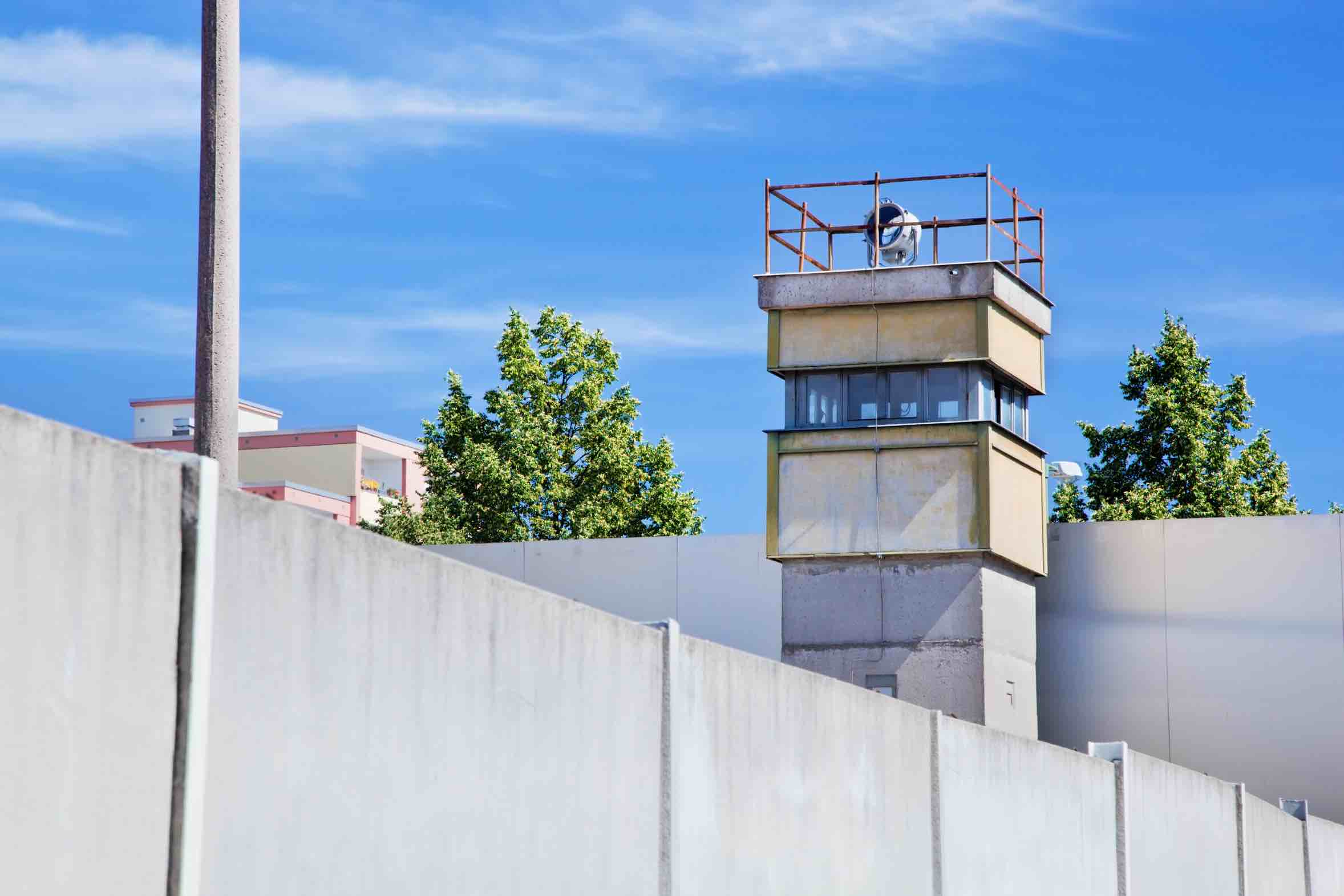 ProLimo | Private Sightseeing Berlin | Quick Tour | Watchtower