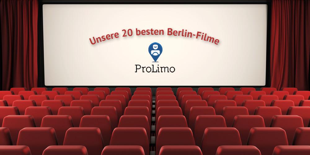 Kinosaal - Unsere 20 besten Berlin-Filme